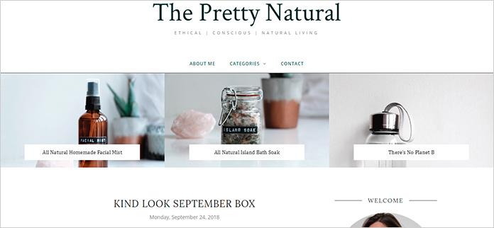 Web The Pretty Natural