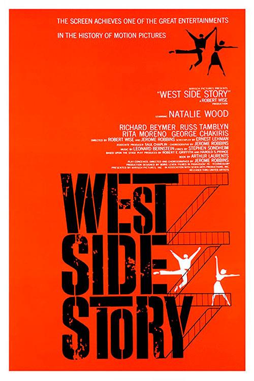 Póster West Side Story