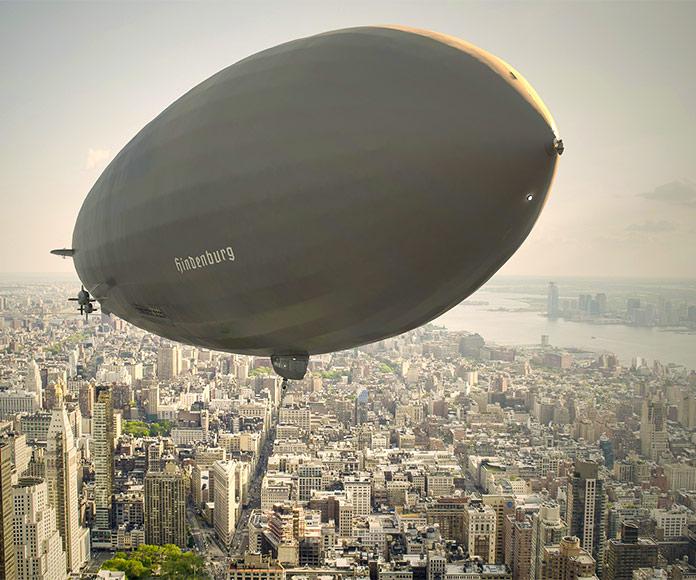 El zeppelin en la Primera Guerra Mundial: dirigibles llenos de bombas devastando ciudades