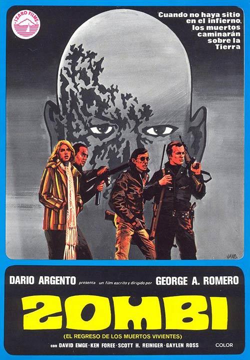 Zombi, el amanecer de los muertos vivientes (1978)