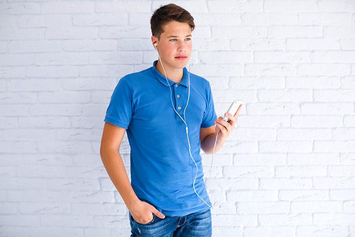 Adolescentes aburridos: música