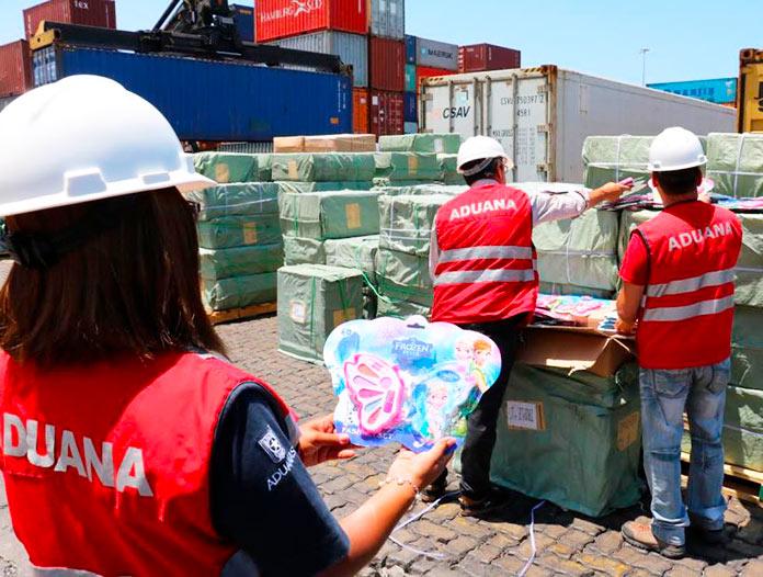 Servicio aduanero de España