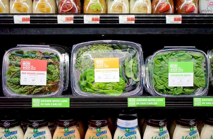 Los robots mejoran el sabor de las verduras