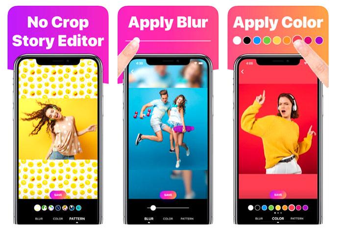 Cómo ajustar una imagen para Instagram en Android e iOS