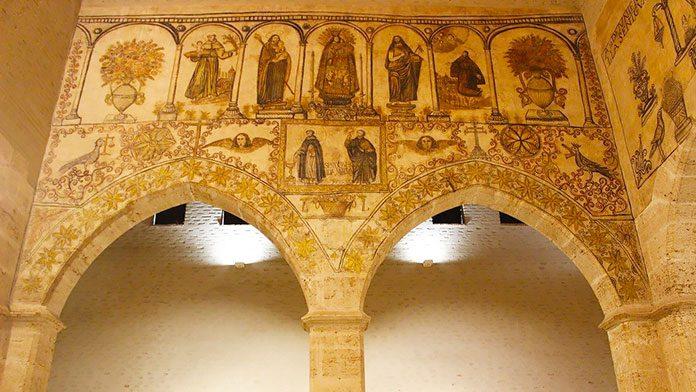 Alcázar musulmán de Valencia