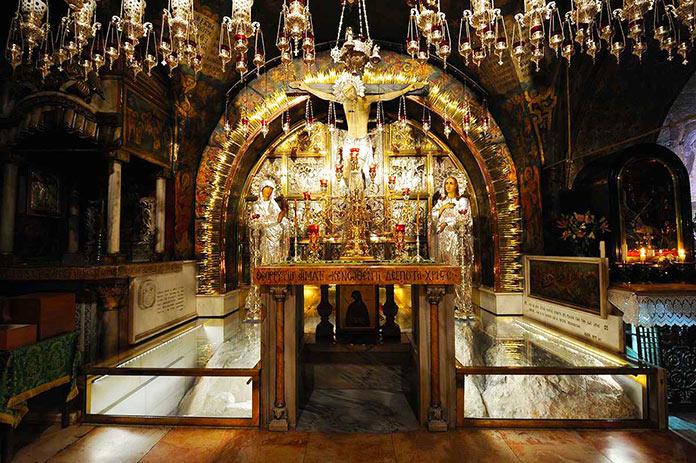 Altar del Santo Sepulcro