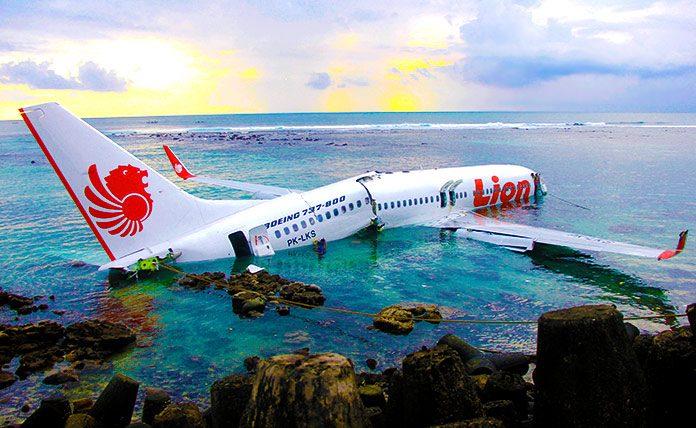 10 de los amerizajes más espeluznantes de la historia de la aviación civil