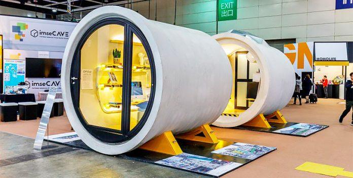 Apartamentos OPOD: Las mini casas del futuro en China.