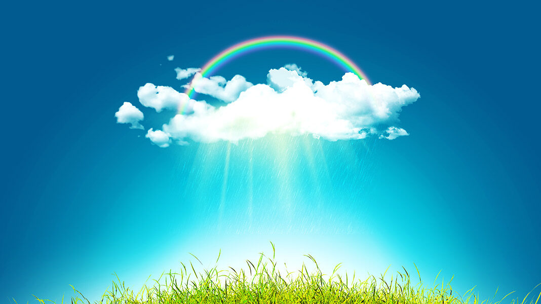 4 datos increíbles que debes saber sobre los arco iris