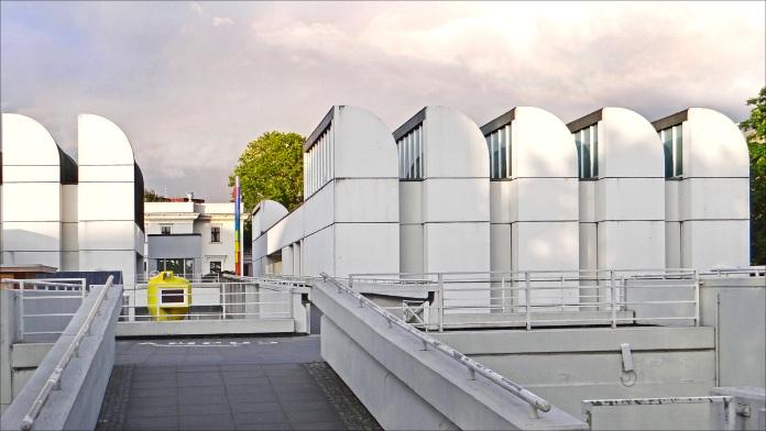 Arquitectura Bauhaus: Archivos de la Bauhaus en Berlín