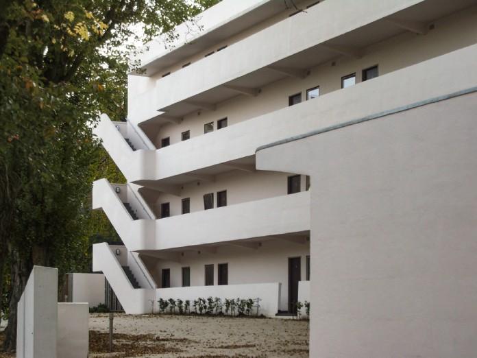 Arquitectura Bauhaus: Isokon Flats, Londres.
