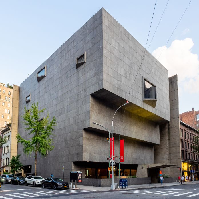 Arquitectura Bauhaus: Met Breuer