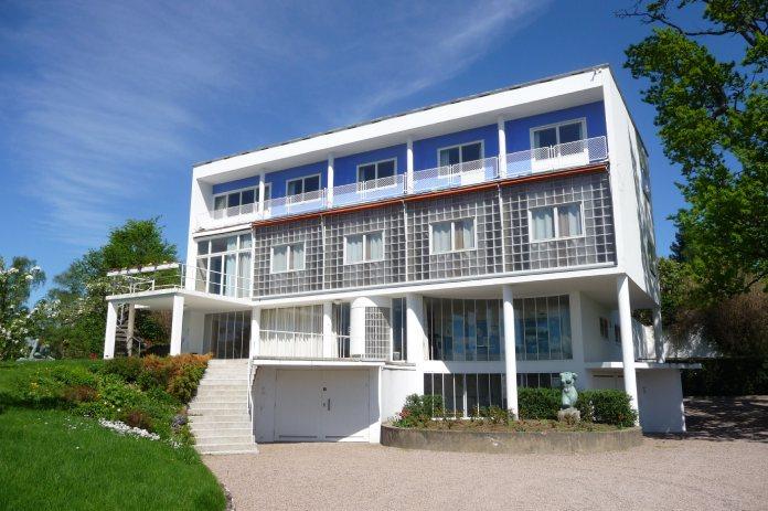 Arquitectura Bauhaus: Villa Stenersen, Oslo.