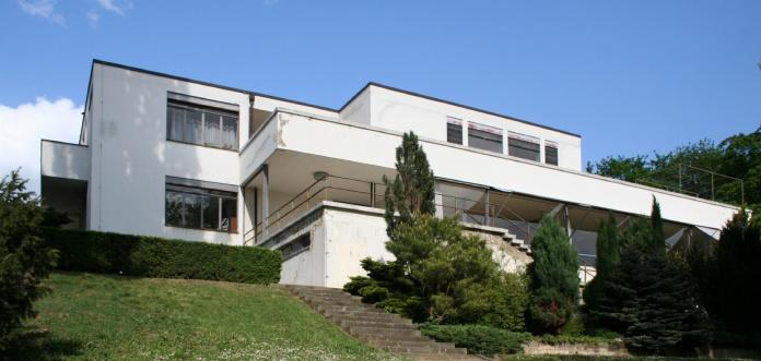 Arquitectura Bauhaus: Villa Tugendhat