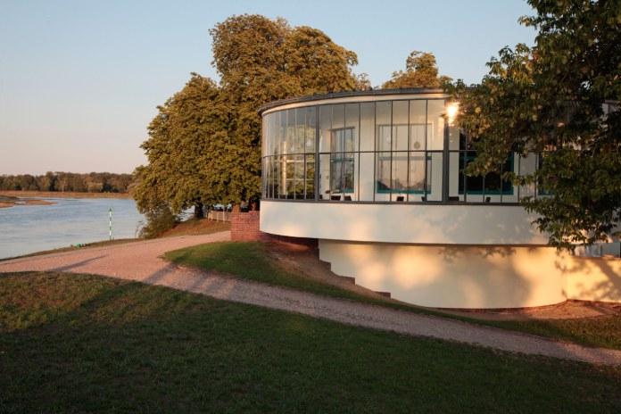 Arquitectura Bauhaus: Kornhouse, Dessau.
