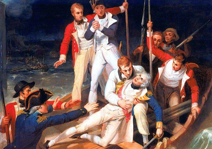 Combates navales. El asalto a Tenerife