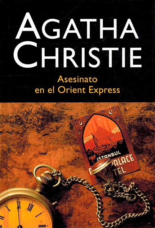 Asesinato en el Orient Express, Agatha Christie
