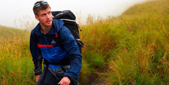Ash Dykes, el británico que recorre los lugares más inhóspitos del planeta.