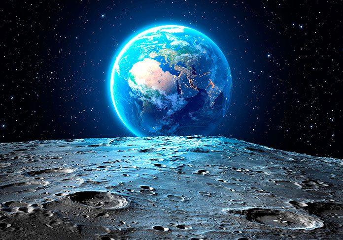 Descubren que la atmósfera de la Tierra se extiende hasta la Luna y más allá