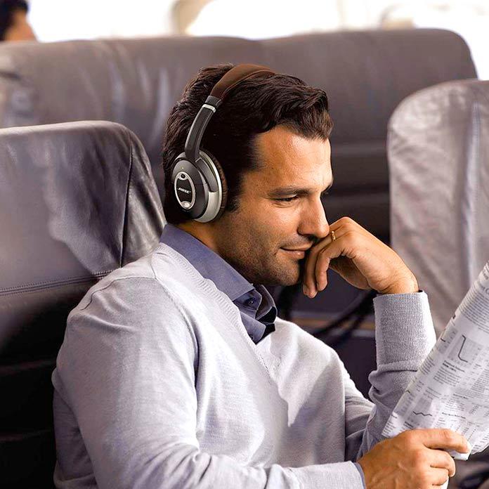 Auriculares inalámbricos anti-ruido