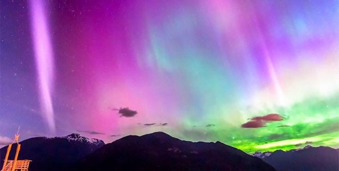 Steve: una aurora boreal diferente a las demás.