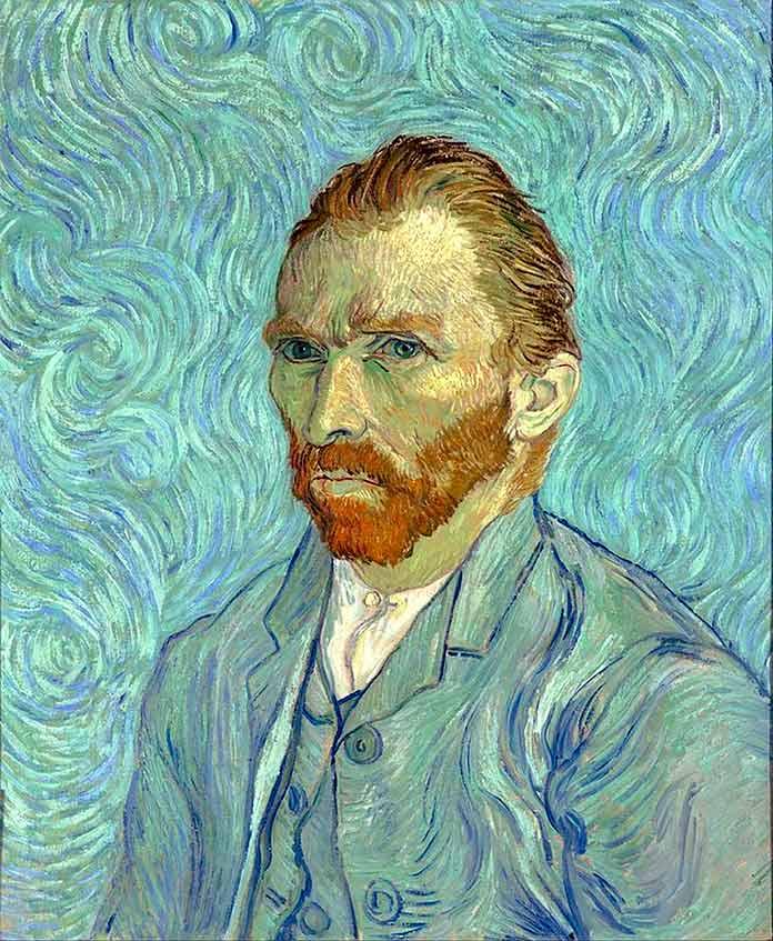 Vincen Van Gogh - Autorretrato