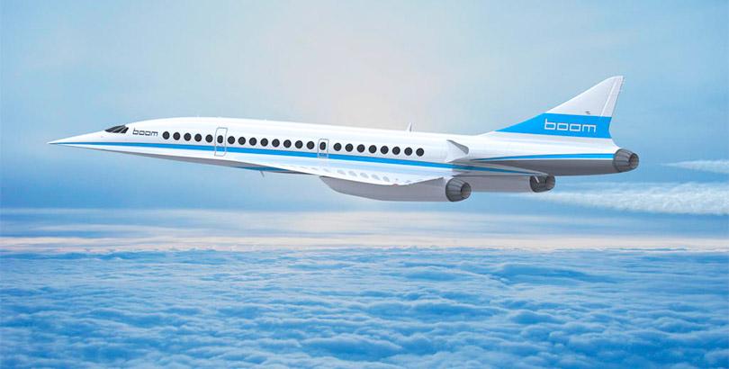 Los nuevos aviones supersónicos estarán disponibles en el 2023.