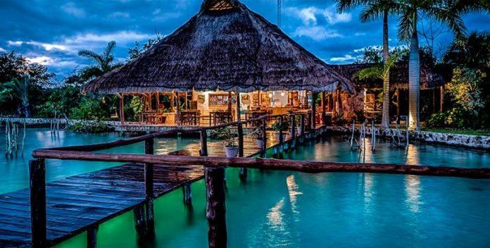 Hotel en Bacalar México