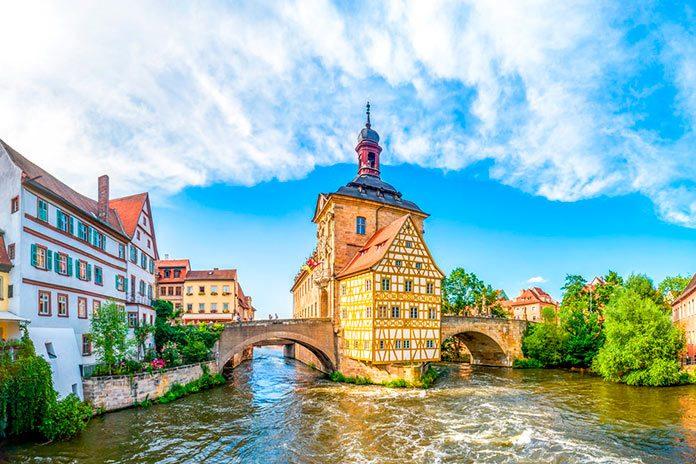 Bamberg: la ciudad con más fábricas de cervecera por habitante del mundo.