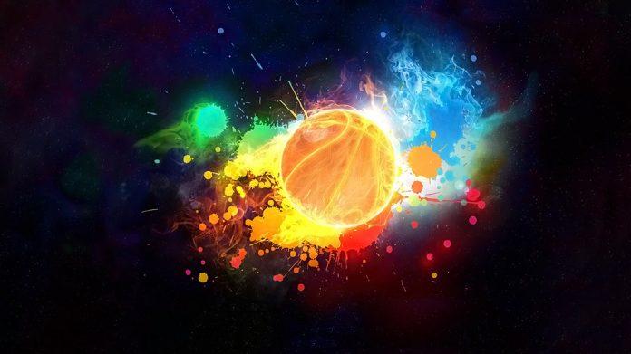 Fondo de pantalla de baloncesto