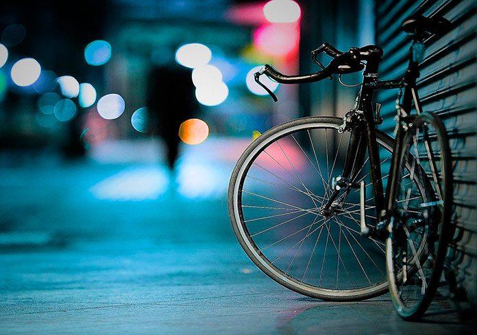 Bicicleta urbana Moma