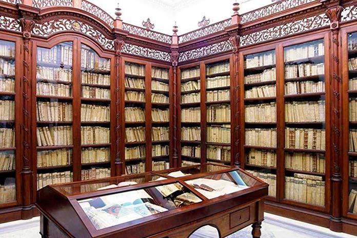 "Biblioteca Colombina ""Hernandina"""