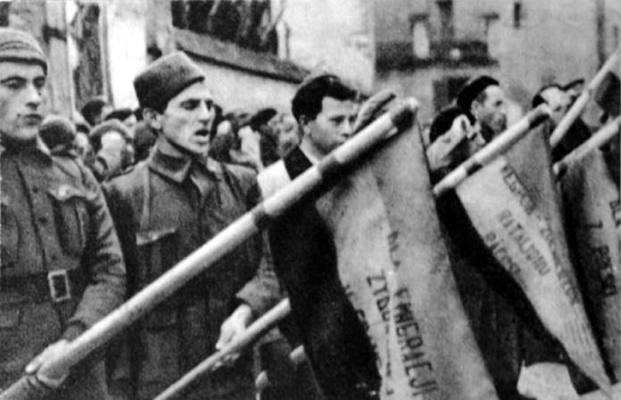 Brigadas-Internacionales+Voluntarios Polacos