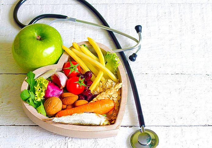Buena alimentación para una salud excelente