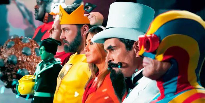 J. J. Abrams dirige una parodia de un cómic de Jimmy Kimmel.