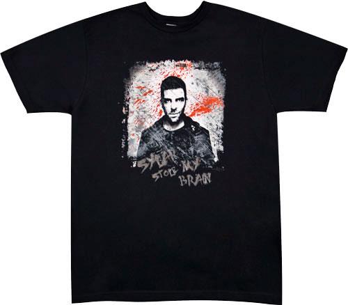 """Camiseta """"Sylar robó mi cerebro"""" de la serie Héroes"""