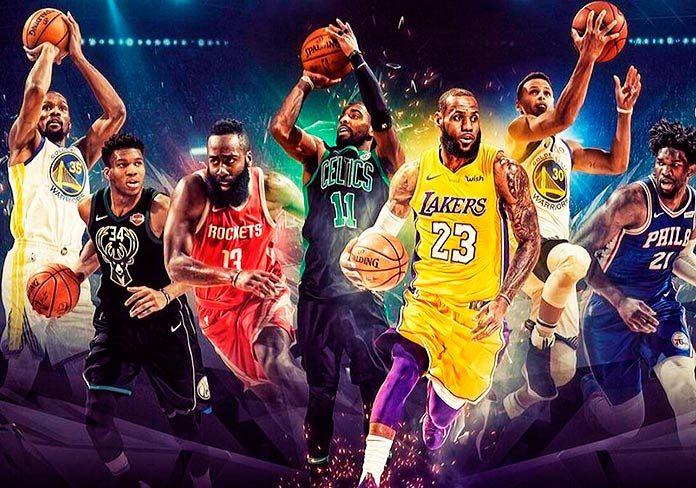 Las camisetas de la NBA más vendidas: las canchas de baloncesto marcan tendencia