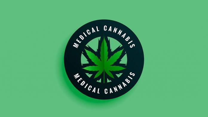 logo de cannabis medicinal