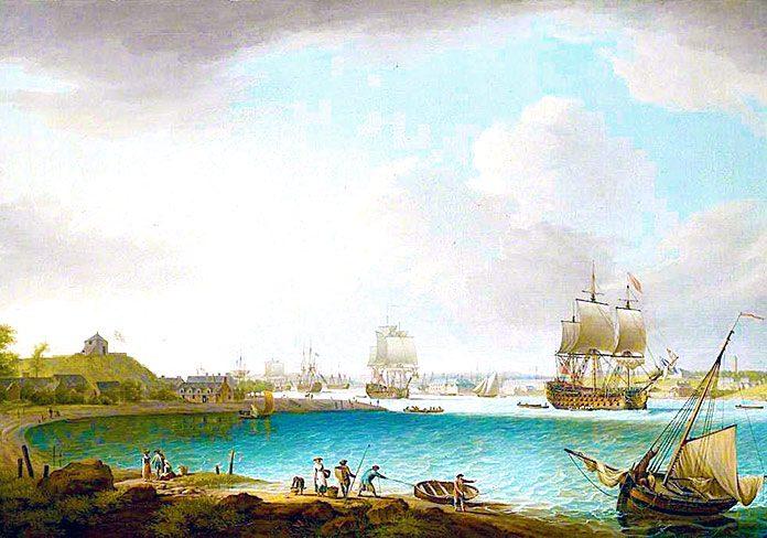 Combates navales. La pérdida de Manila
