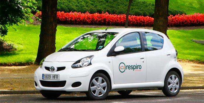 Seat entra en el sector del car sharing con la compra de Respiro.