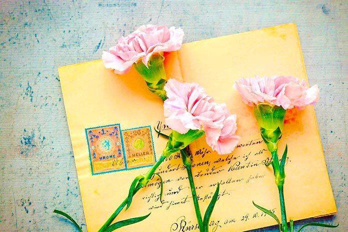 Cartas de amor para curar el cáncer de mama
