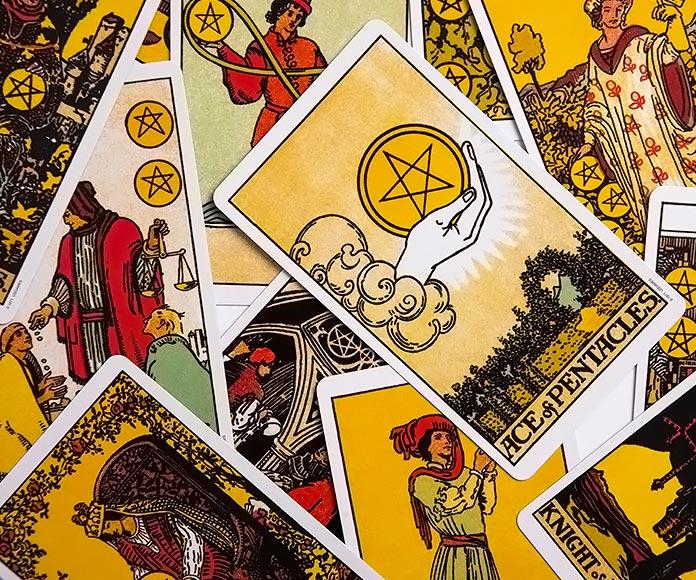 cartas de tarot antiguas