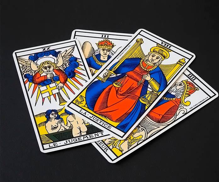 cartas clásicas del tarot