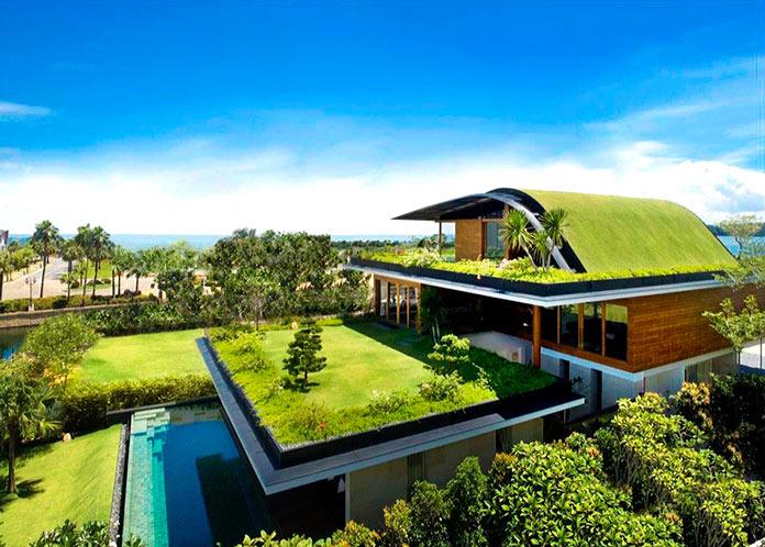 Casas ecológicas: viviendas sostenibles que reducen el impacto medioambiental