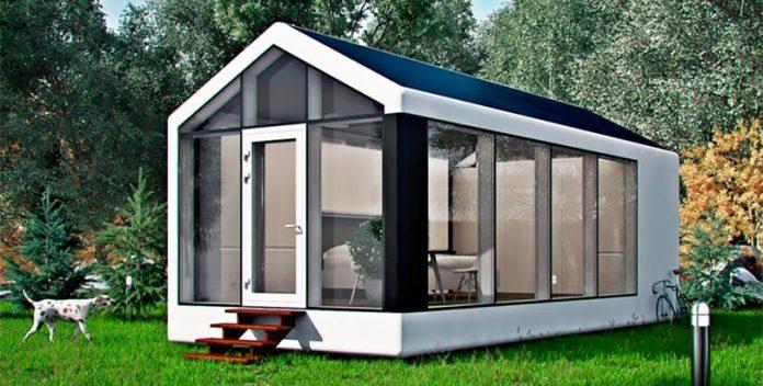 Las casas que se imprimen en 3D por 4.000 dólares.