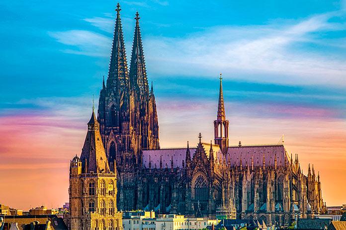 Catedral de Colonia o Kölner Dom.