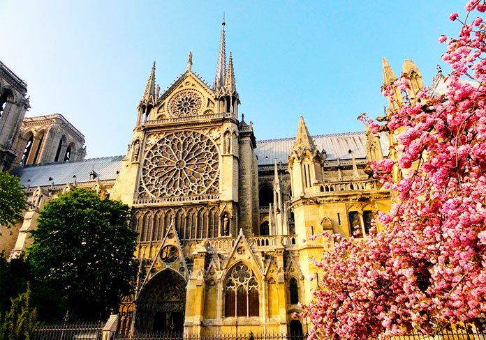 10 datos y hechos históricos de la Catedral de Notre Dame