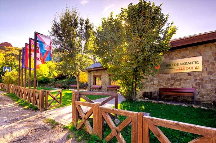 Centro de visitantes de Las Médulas