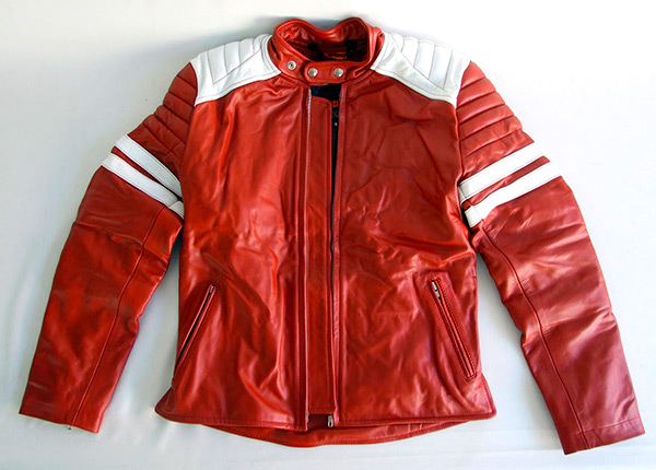 La chaqueta de Brad Pitt en El Club de la Lucha