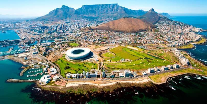 Mejores destinos 2017 - Ciudad del Cabo